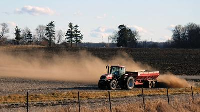 Fall fertilizer