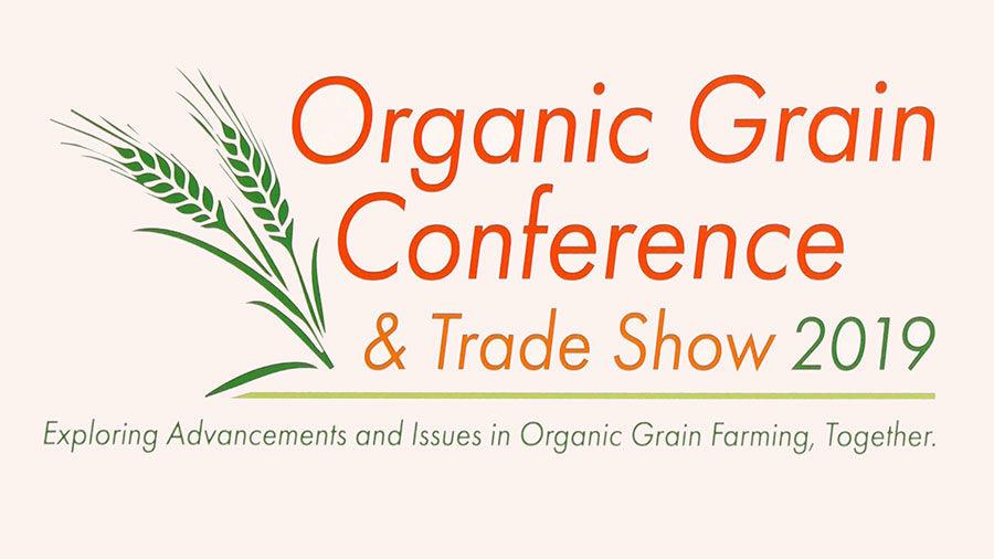 Organic Grain Conference