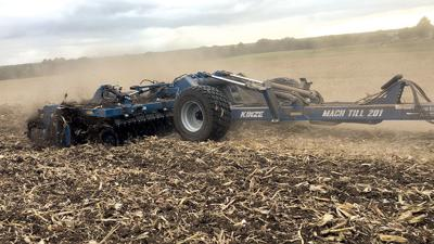 Kinze offers four new Mach Till tillage tools