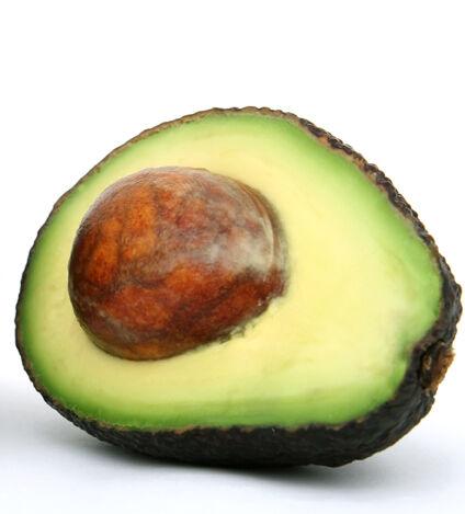 Summer soups avocado