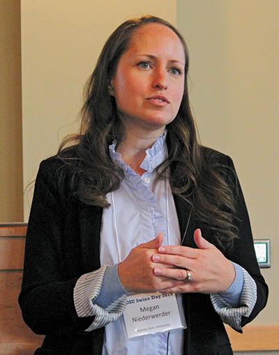 Dr. Megan Niederwerder