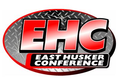 East Husker Conference logo