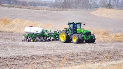 fertilizer application tillage