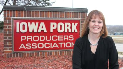 Trish Cook  Iowa Pork Producers Association
