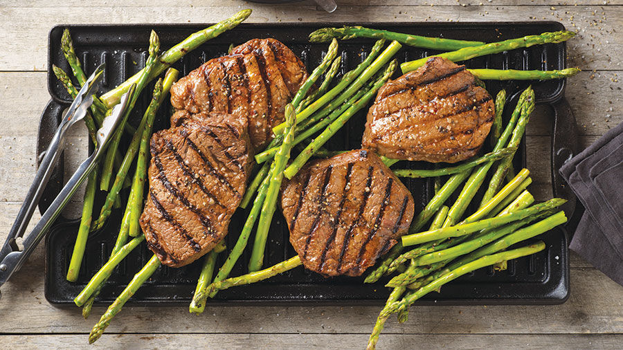 Balsamic Marinated Top Sirloin Steak (copy)
