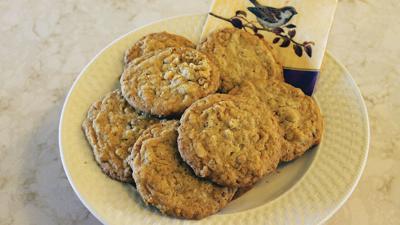 Cereal Nut Cookies