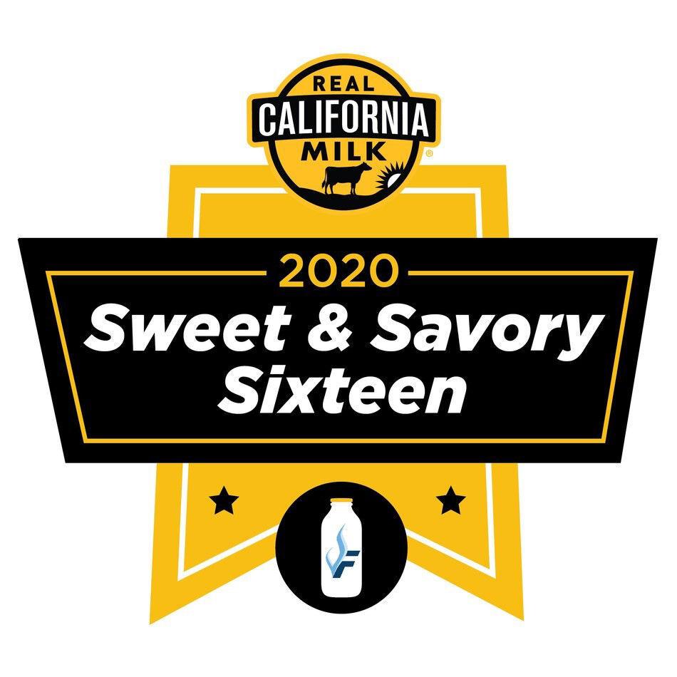 California Milk Sweet & Savory logo