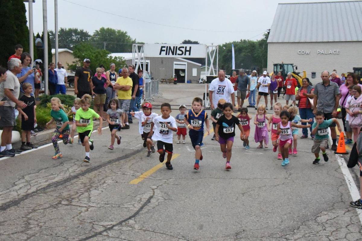 5k race -- Fond du Lac County Fair