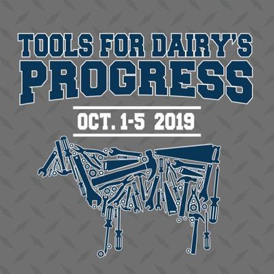 2019 World Dairy Expo logo