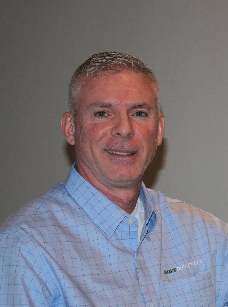 Brett Andricks, director of sales, strategic for AGI SureTrack