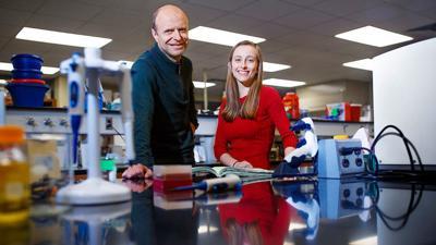 University of Nebraska animal science research