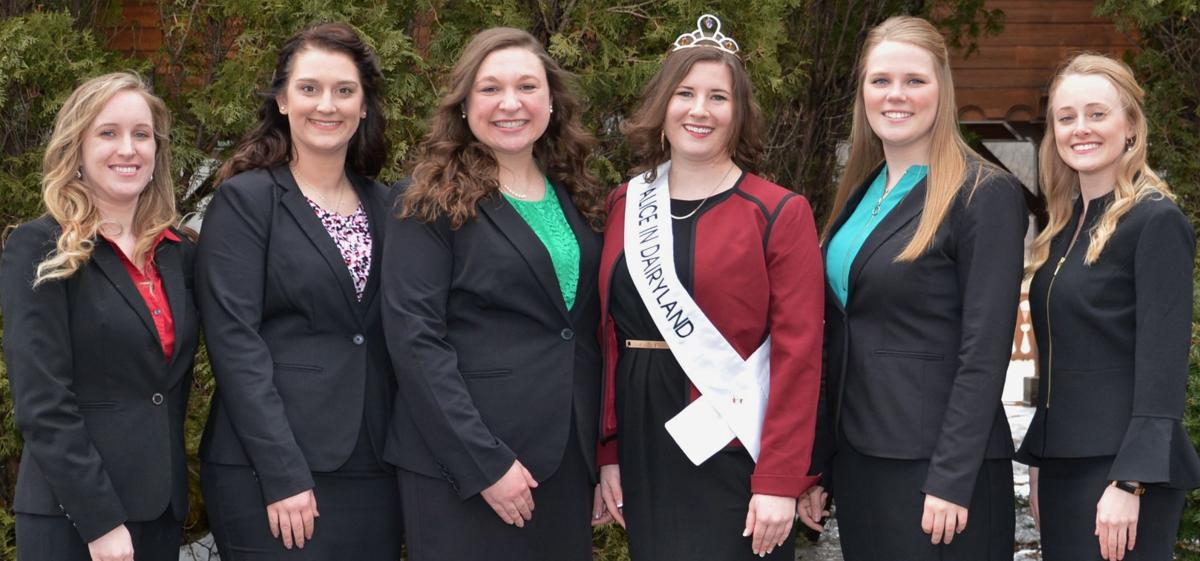 2019 Alice in Dairyland candidates with 2018 Alice