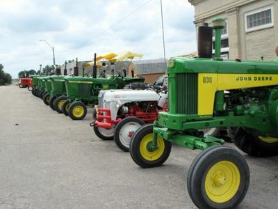 Around Craig: Tractor ride? Why, yes