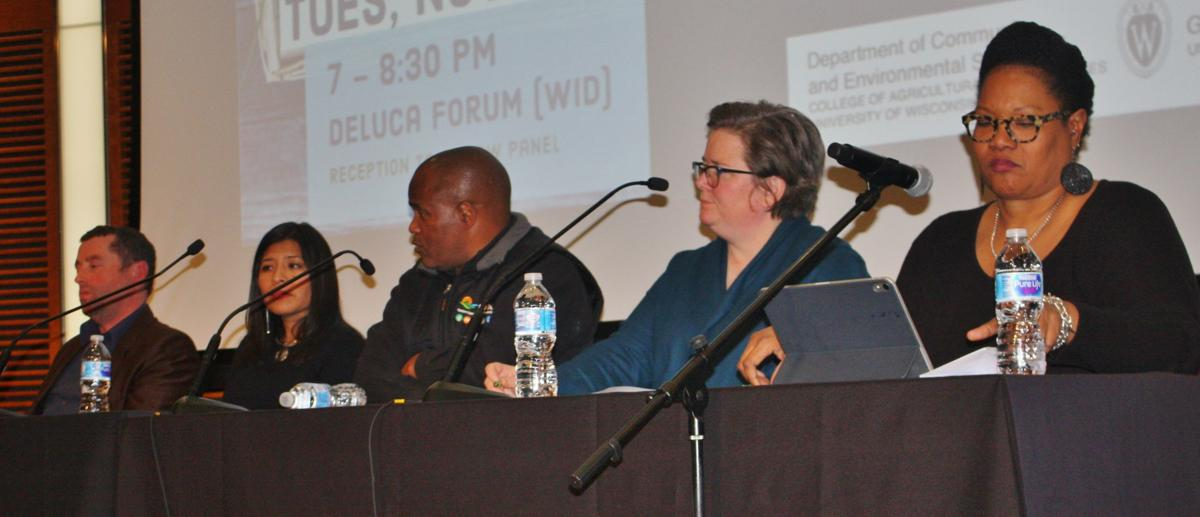 Panel discussion held