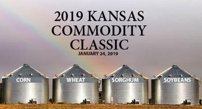 Kansas Commodity Classic 2019 logo