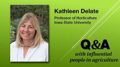 Q & A Kathleen Delate