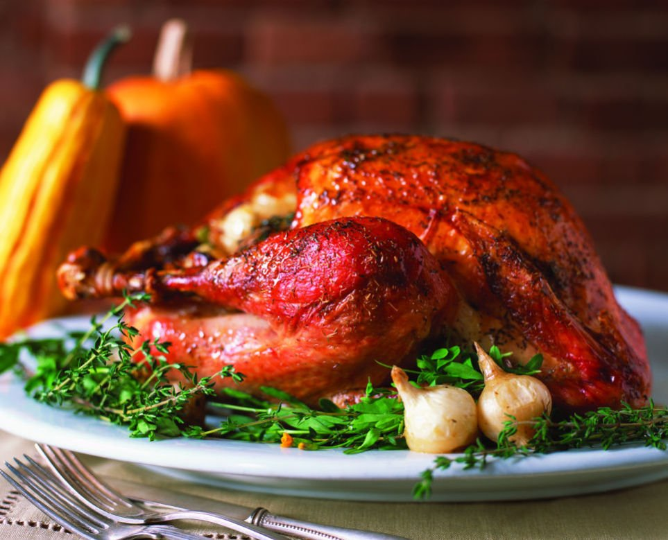 Thanksgiving turkey prices up this year