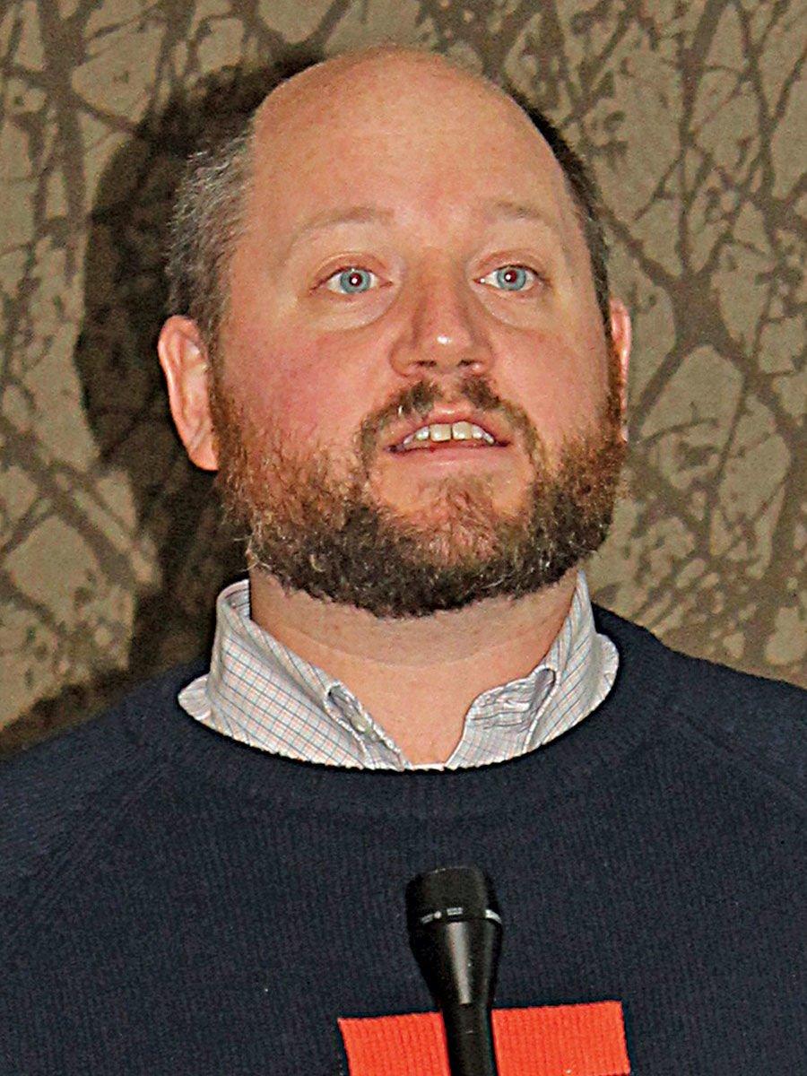 University of Illinois ag economist Todd Kuethe