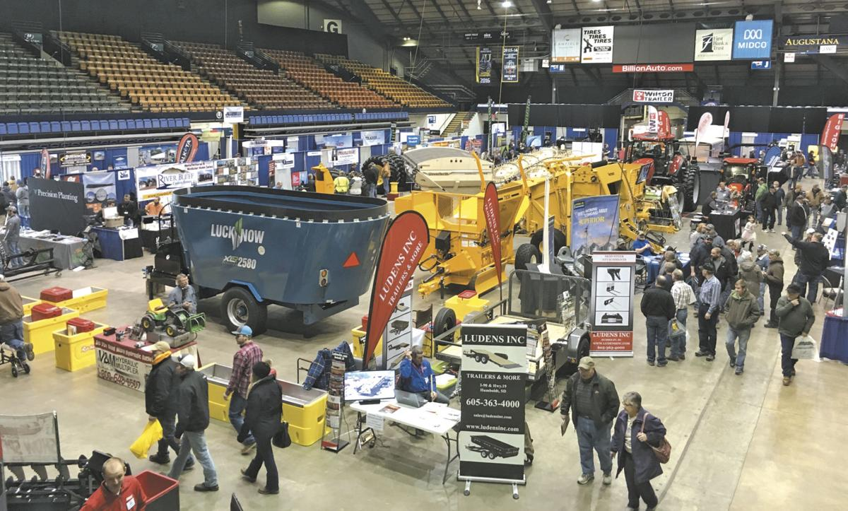 It S Time For The 23rd Annual Sioux Falls Farm Show News Agupdate Com