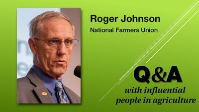 Q & A Roger Johnson