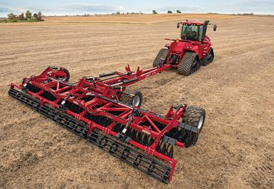 Case IH Speed-Tiller high-speed disk