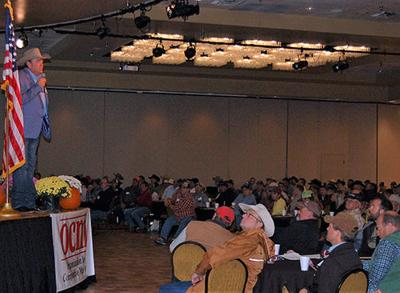 Market woes unite cattle producers from across the U.S.