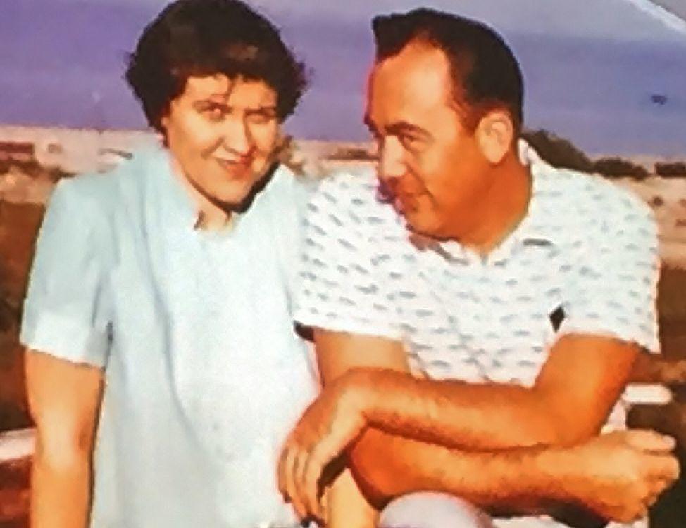 Greg Galbraith's parents