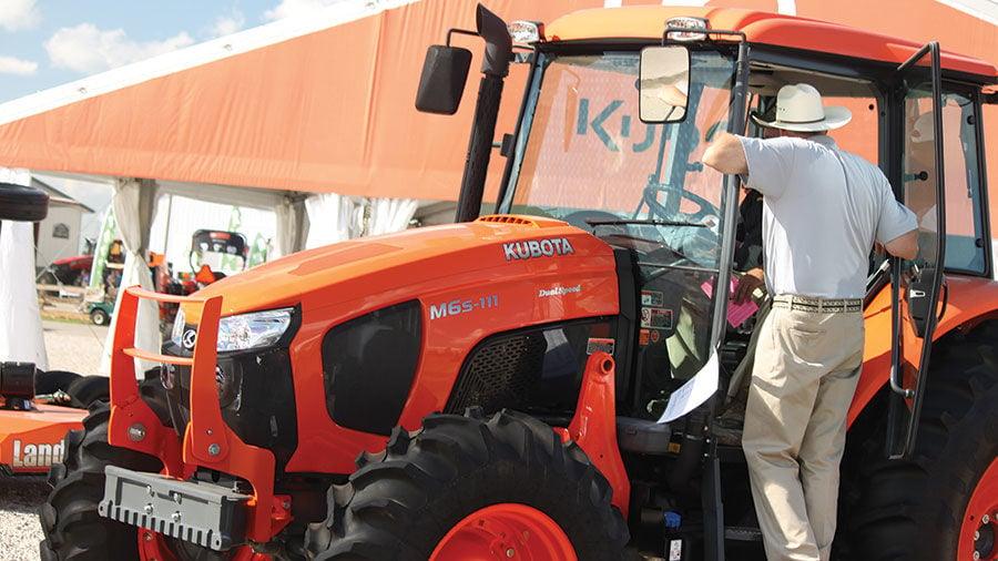 Farm Progress Tractor