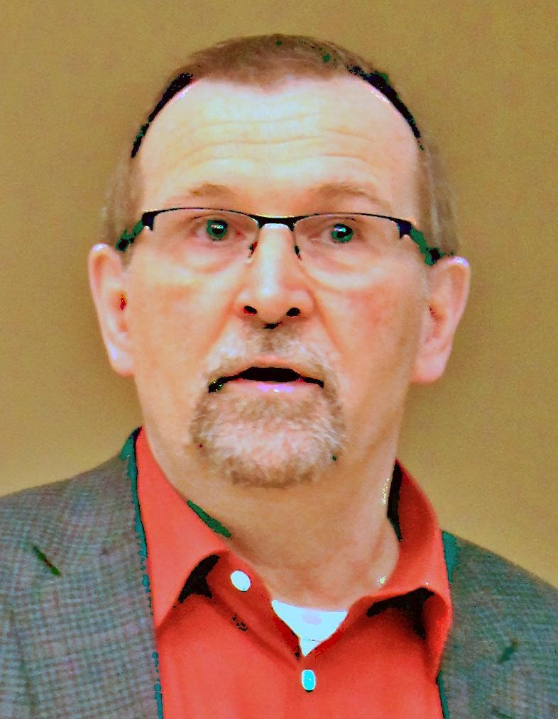 Illinois State Veterinarian Mark Ernst