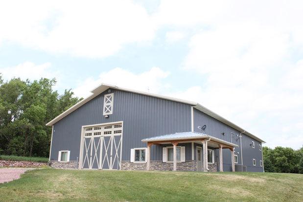 Garretson Shop Building