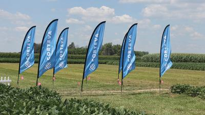 Corteva Agriscience field day in Indiana