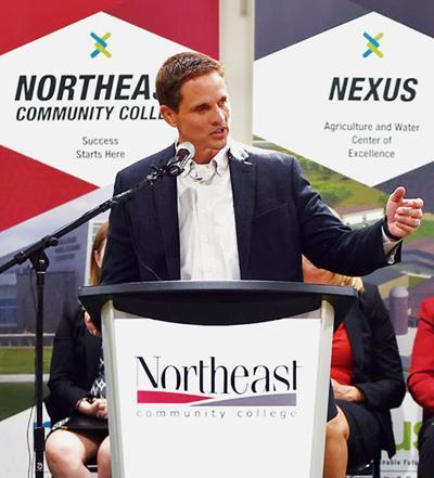 Russ Vering co-chair Nexus capital campaign