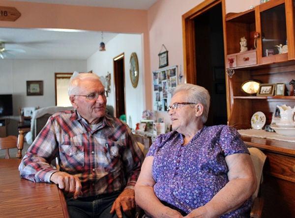 Jerry and Juanita Homolka