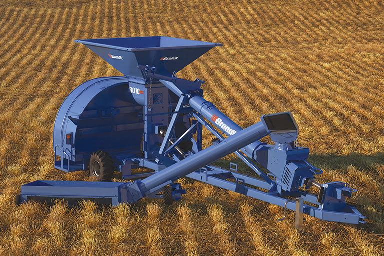 Brandt Agricultural Products grain auger