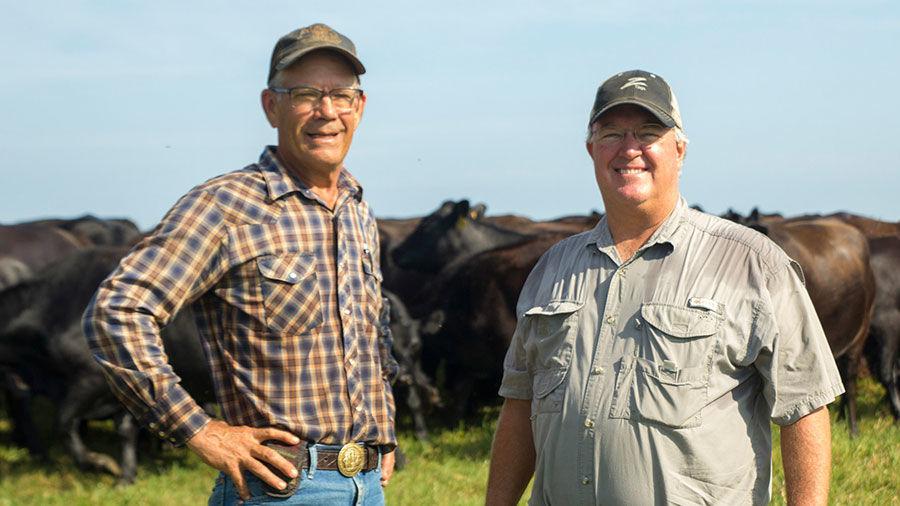 Carl Steiger and Steve Pearson