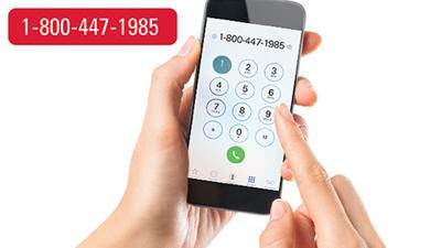 Iowa Concerns Hotline
