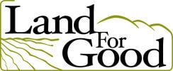 Land for Good logo