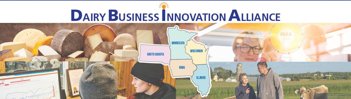 Dairy Business Innovation Alliance logo