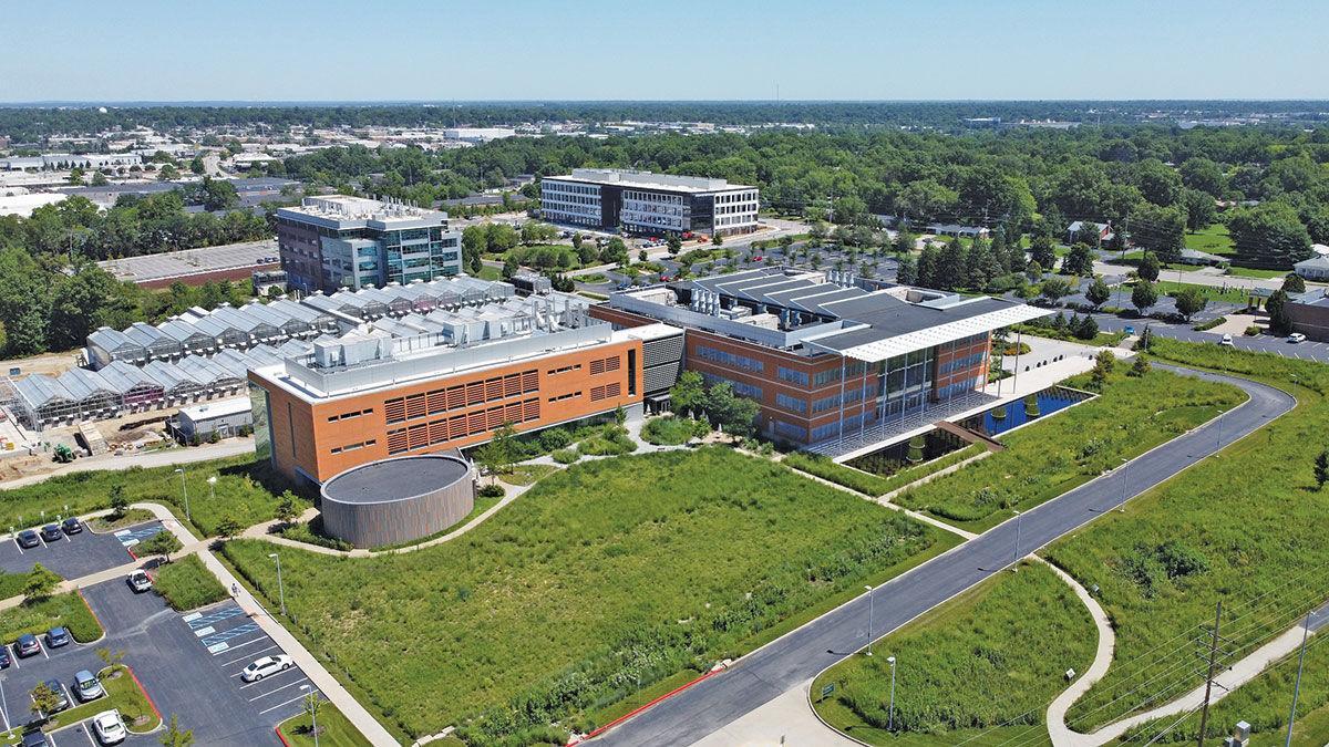 Danforth Plant Science Center Overhead