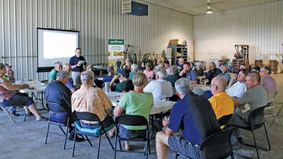 Iowa Corn Growers Association round table