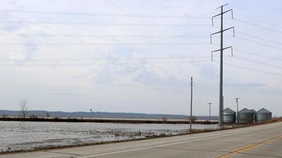 Thousands of acres of Missouri River bottom in Northwest Missouri remain under water.