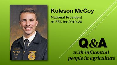 Koleson McCoy  Q&A