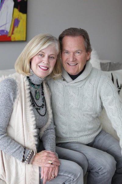 Lynne and Bill Byrne