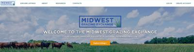 Midwest grazing screen shot
