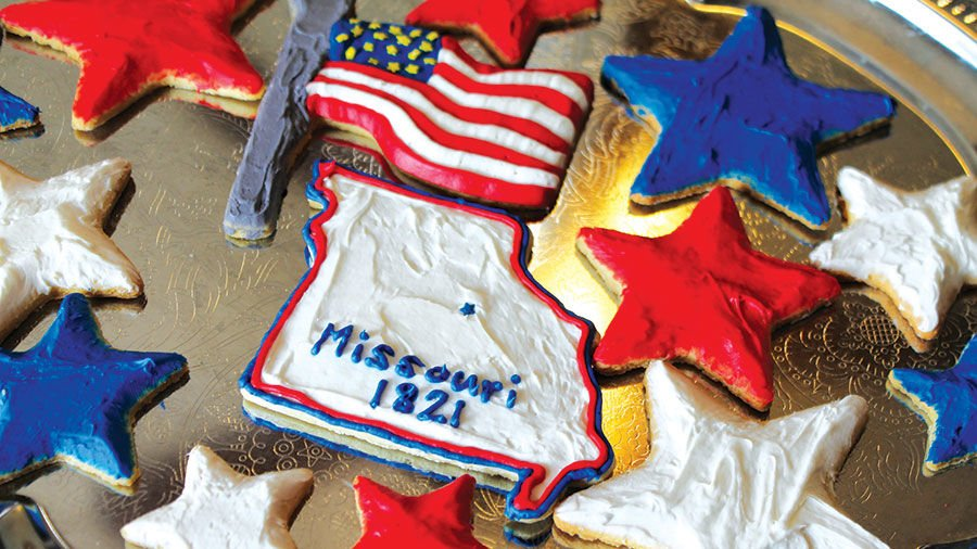 Cookies with flag