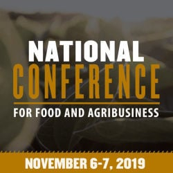 National Conference for Food and Agribusiness  logo