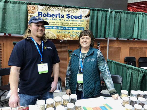 Businesses of Agriculture: Roberts Seed