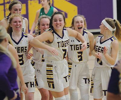 Tiger girls win sixth in a row