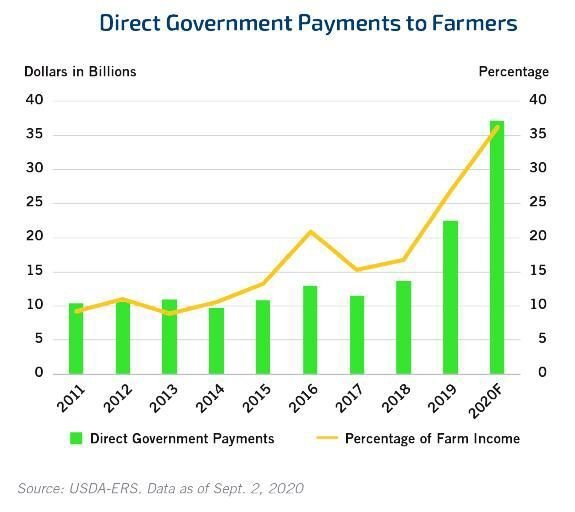 Direct Government Payments