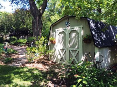 Simple ways to get a great garden shed